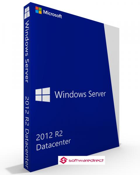 Microsoft Windows Server 2012 R2 Datacenter Vollversion