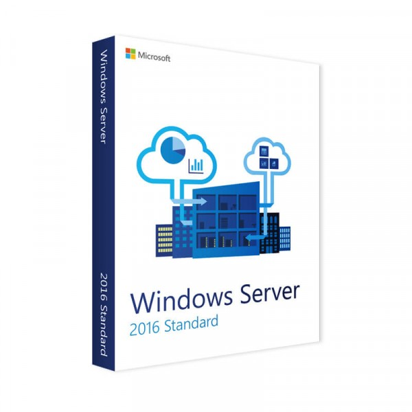 Microsoft Windows Server 2016 - 10er Device RDS-CAL