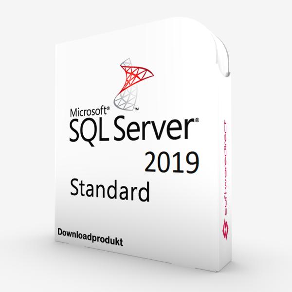 SQL Server 2019 Standard | Downloadprodukt