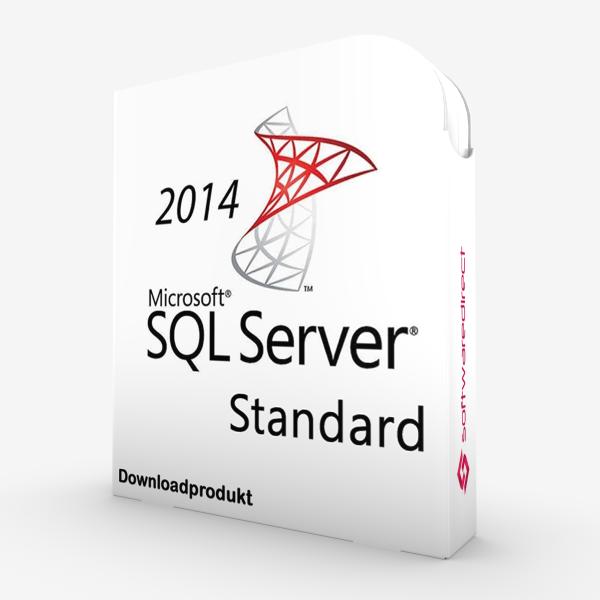 SQL Server 2014 Standard | Downloadprodukt