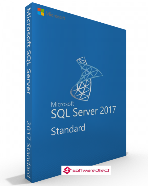 SQL Server 2017 Standard Vollversion