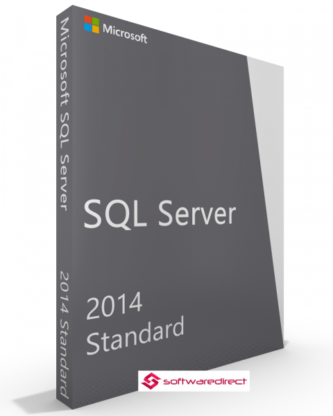 Microsoft SQL Server 2014 Standard Vollversion