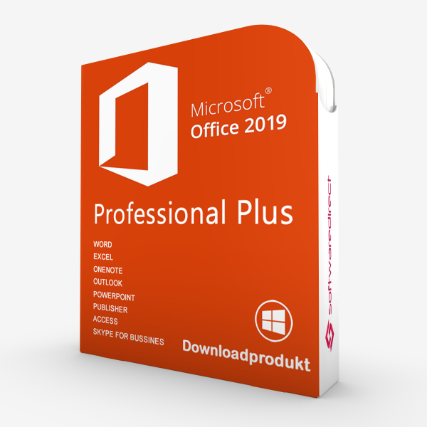 Office 2019 Professional Plus | Downloadprodukt