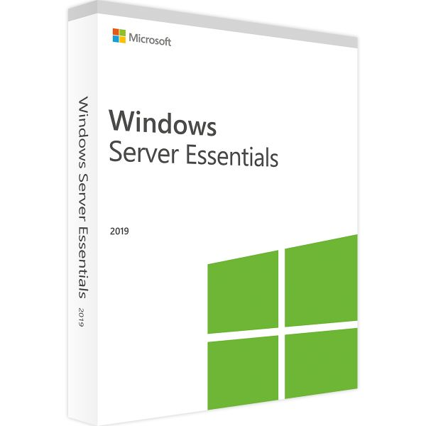 Microsoft Windows Server 2019 Essentials Vollversion