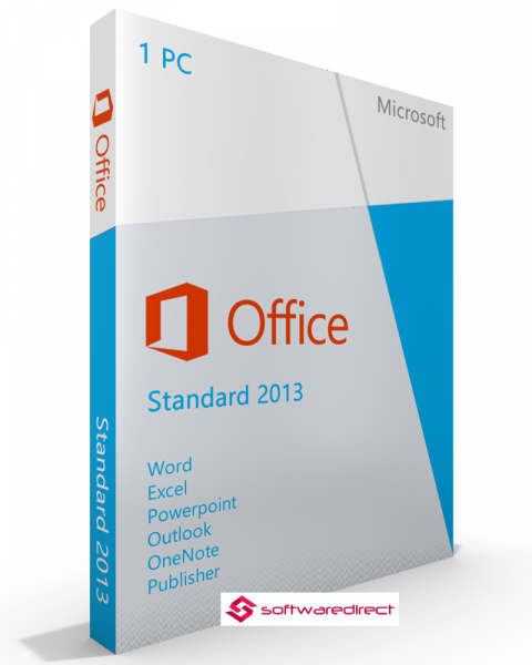 Microsoft Office 2013 Standard Vollversion