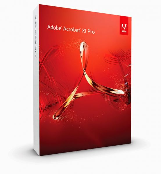 Adobe Acrobat XI (11) Pro for Windows