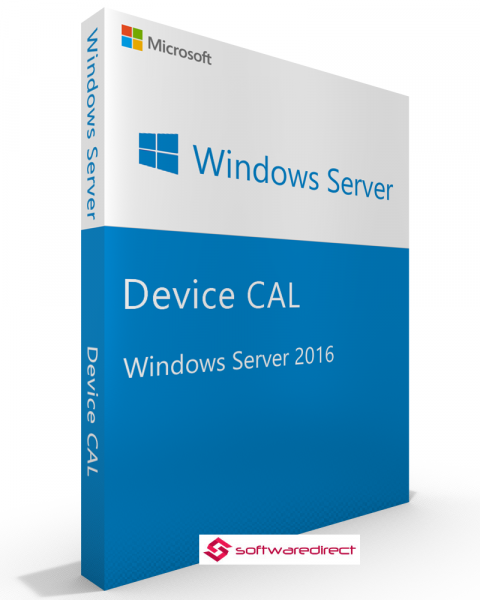 Microsoft Windows Server 2016 - 10er Device CAL