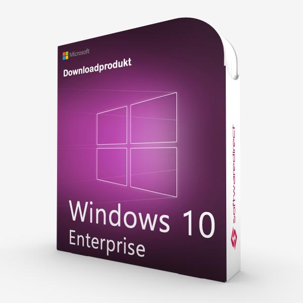 Windows 10 Enterprise | Downloadprodukt