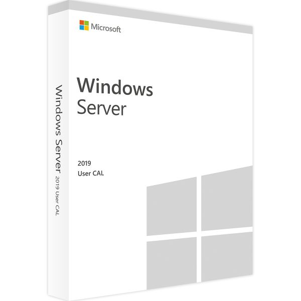 Microsoft Windows Server 2019 - 10er User CAL