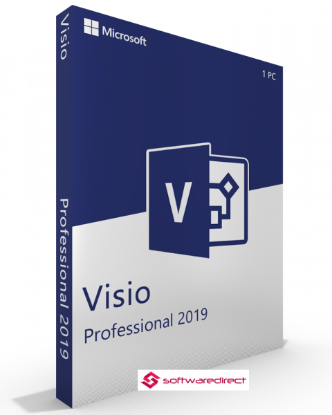 Microsoft Visio 2019 Professional Click to run