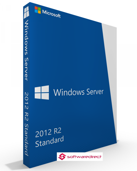 Microsoft Windows Server 2012 R2 Standard Vollversion