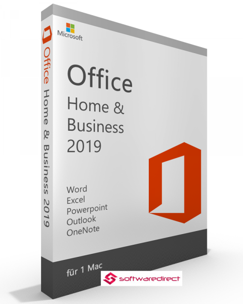 microsoft office 2019 for mac - home and business