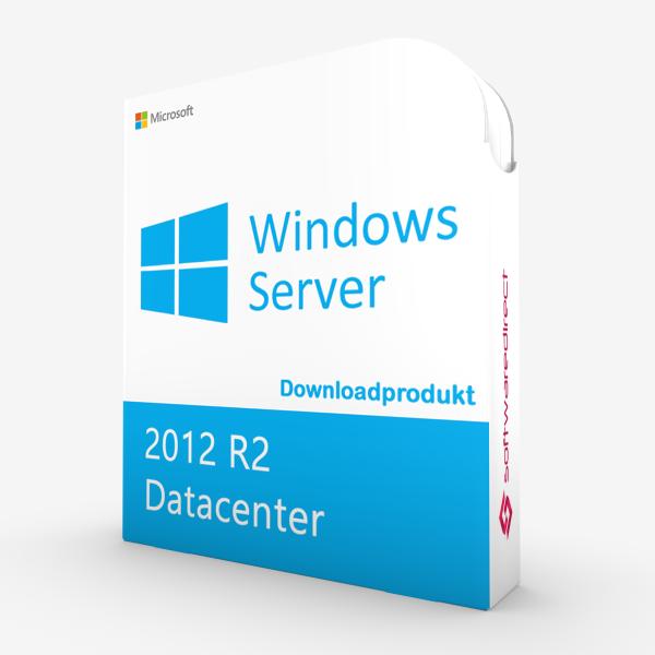 Windows Server 2012 R2 Datacenter | Downloadprodukt