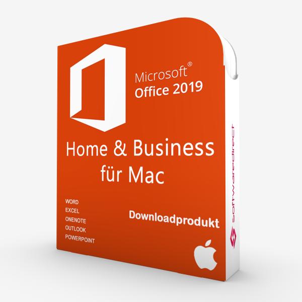 Office 2019 für MAC Home & Business | Downloadprodukt