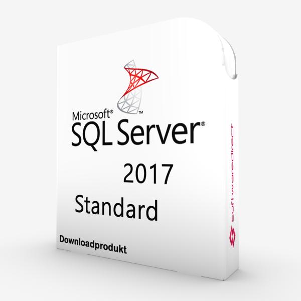 SQL Server 2017 Standard | Downloadprodukt