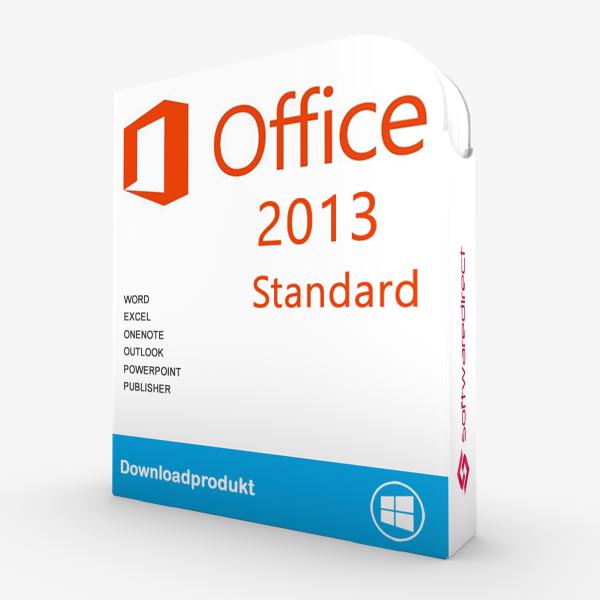 Office 2013 Standard   Downloadprodukt