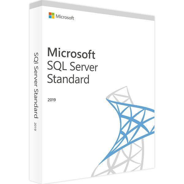 MICROSOFT SQL SERVER 2019 STANDARD