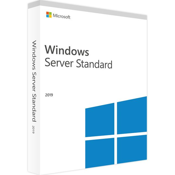 Microsoft Windows Server 2019 Standard Vollversion